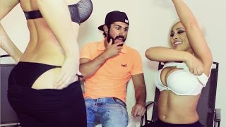 OMG STRIP FIFA 16 CHALLENGE WITH TWO HOT GIRLS!!! (Fifa 16 Pack Opening Challenge)