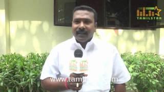 Manikandan at Savarikkadu Movie Audio Launch