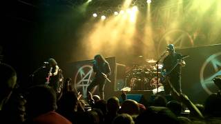 Anthrax - I'm Alive LIVE In Myrtle Beach