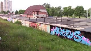 Ленинский Проспект — Гатчина-Балтийская на ЭД4М-0031