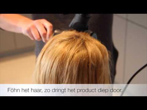 Onderhoud uw haarwerk met Haarspitzenfluid