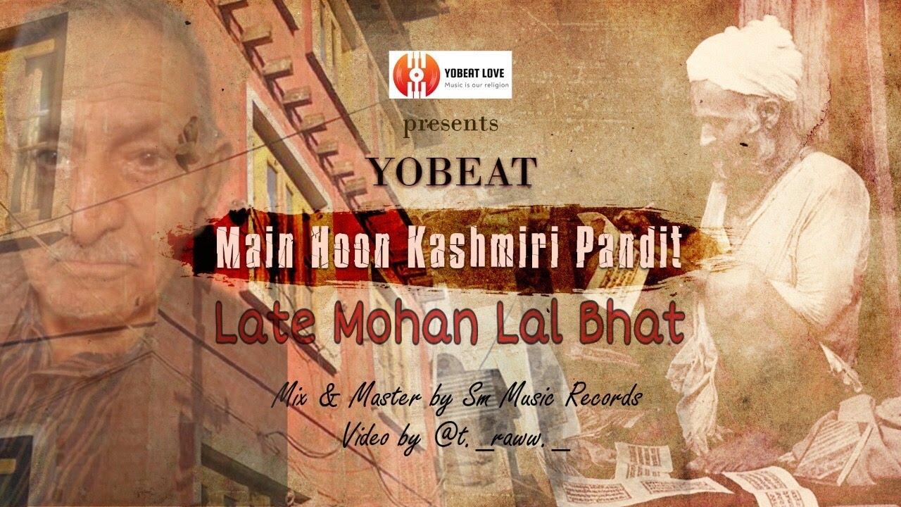 YOBEAT - MAIN HOON KASHMIRI PANDIT LYRICS