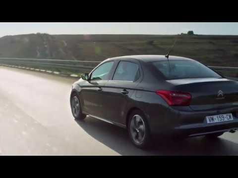Citroen  C Elysee Седан класса B - рекламное видео 1