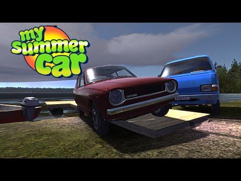 MY SUMMER CAR - Симулятор Провинциального Фина - Обзор