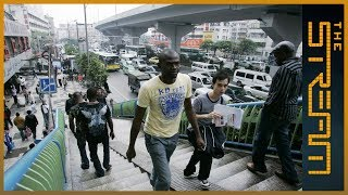 🇨🇳 What's it like being black in China? | The Stream - Video Youtube