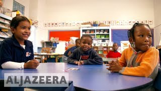 New York: Schools teaching the homeless