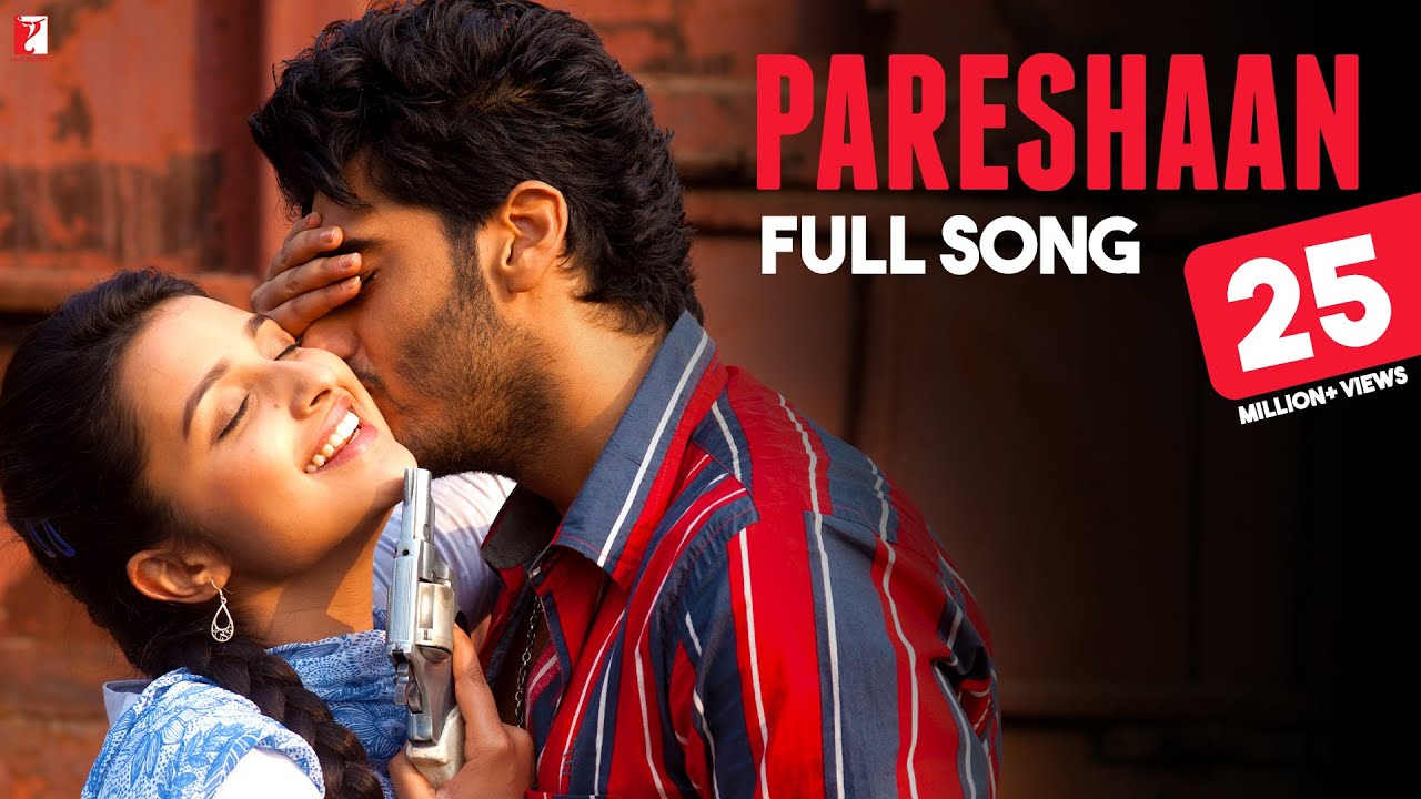Ishaqzaade Title Song Hindi Lyrics - Javed Ali, Shreya Ghoshal