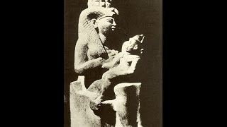 Egyptian Goddess Isis Nubian Origin
