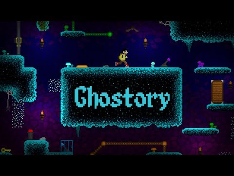 Ghostory - Official Launch Trailer thumbnail