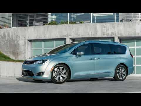 2018 Chrysler Pacifica Hybrid Combines Remarkable Electric Range With Far Higher Fuel Economy REVIEW