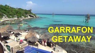 Garrafon Park, Cancun