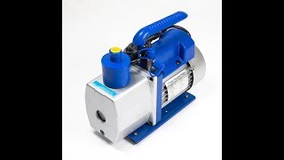 1/2HP 3500RPM 330ml Rotary Vane Vacuum Pump