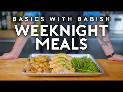 Weeknight Meals | Basics with Babish