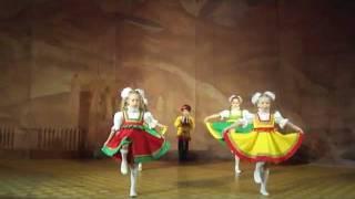 Танец Ох,  Сережка. подг. гр