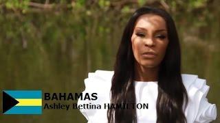 Ashley Hamilton Contestant from Bahamas for Miss World 2016 Introduction