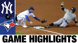 Gerrit Cole strikes out seven in Yankees' 12-1 win | Yankees-Blue Jays Game Highlights 9/22/20