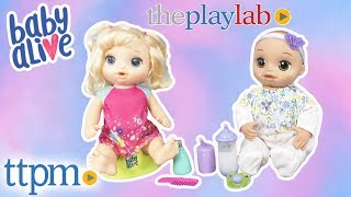 Baby Alive from Hasbro