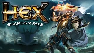HEX: Shards of Fate: MMO Card Game Campaign [Paid Promotion]