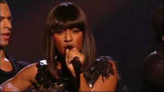 Alexandra Burke + JLS - Bad Boys + Everybody In Love - The X Factor Live Final - HQ - 13.12.09