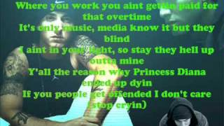 D12 Aint Nuttin' But Music Lyrics