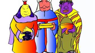 Villancico los reyes magos canción infantil