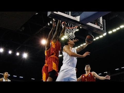 Highlights: Top 16, Round 12 vs. Galatasaray Liv Hospital Istanbul