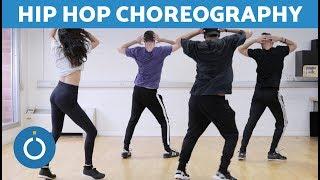 HIP HOP DANCE Choreography - Step by Step