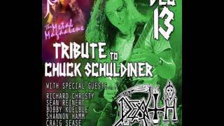 Chuck Schuldiner tribute 2016 memories from former band mates and friends.