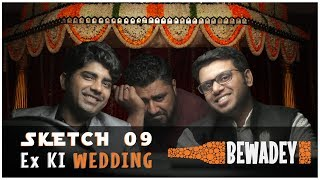 PDT Bewadey - Ex Ki Wedding | Sketch no.9