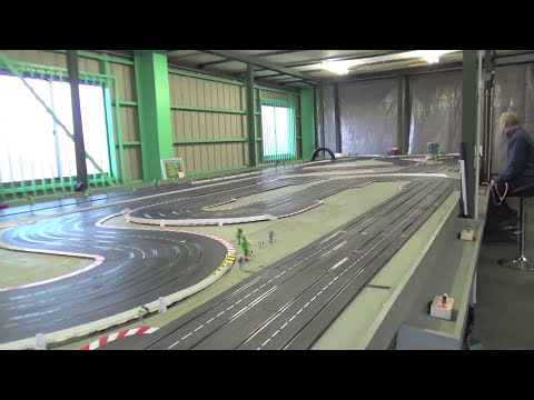 Slot Car:Carrera Formula One -2 (Track Test)