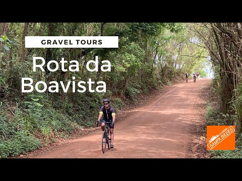 Video Gravel Tours na Rota da Boavista
