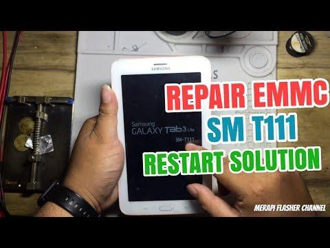 Cara Mengatasi Samsung Galaxy Tab 3 Lite 3G (T111) Restart Berulang kali