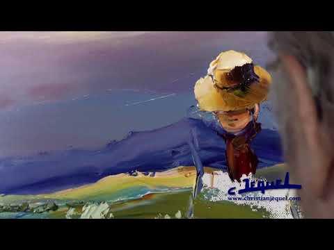 Dessin Et Peinture Vidéo 894 Démonstration De Peinture Au
