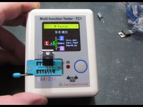 Have you seen this Cool Electronics Testing Tool?