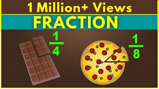 What Is Fraction? | Introduction To Fractions | Grade 7 Math | LetsTute