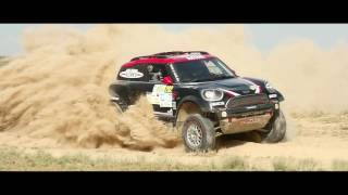 Yazeed Alrajhi in Kazakhstan Rally 2017 - part 2