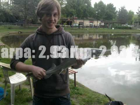 Video su pesca estiva