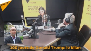 100 jours de Donald Trump : le bilan