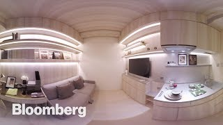 Welcome to a $500,000 Microapartment