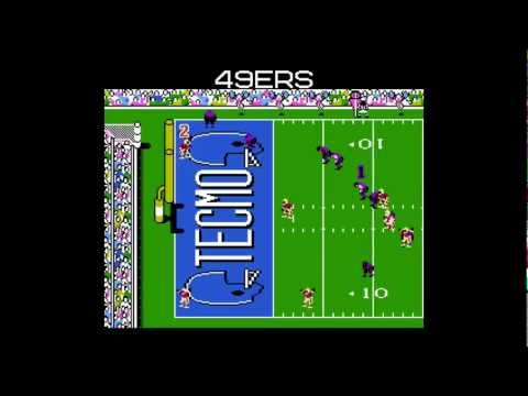 Tecmo Bowl Simulation Says Take The 49ers In Super Bowl XLVII