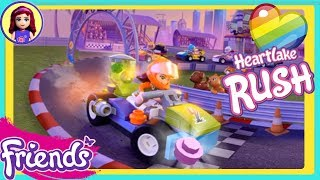 Lego Friends Heartlake Rush Game Free Video Search Site Findclip