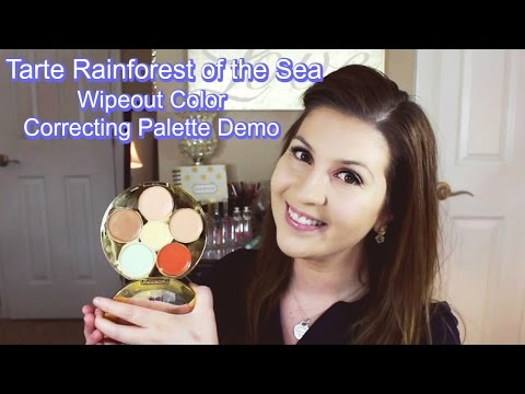 Color Your World Color-Correcting Palette by Tarte #5