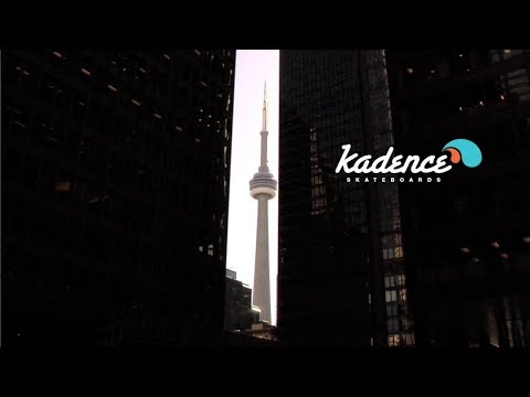 KADENCE SKATEBOARDS - 2017 INTRO - Jordan Moss