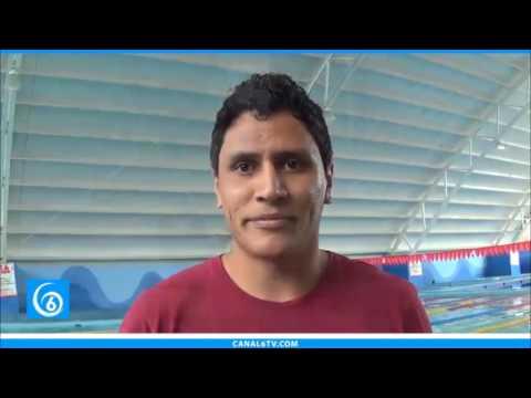 Se preparan Club Espartaco de natación de San Buenaventura para competencias