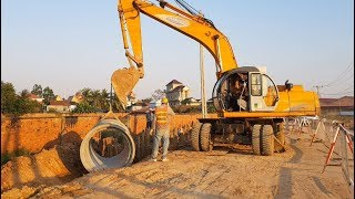 Who Is SAMSUNG Excavator FAN Amazing - Great Working