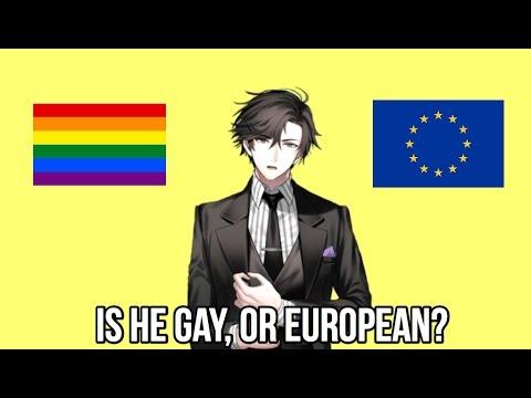does jumin han is gay or european mystic messenger