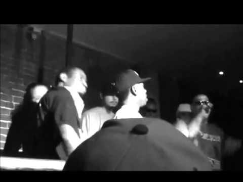Pyrexx + Mike D. TBZ @ Toc Bar performing live