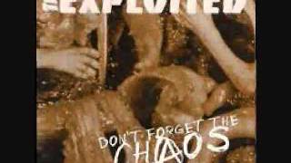 Exploited - Sex and Violence - DONT FORGET THE CHAOS