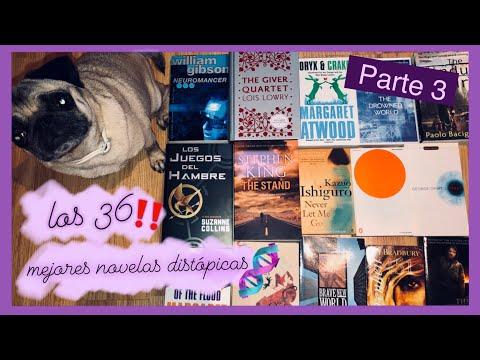 ️Las 36 mejores novelas distópicas - Parte 3 |  PennyBooks