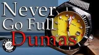 The Name is Dumas : Spinnaker Dumas Review SP-5081-44
